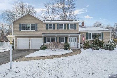 Passaic County Single Family Home For Sale: 56 Lenox Road
