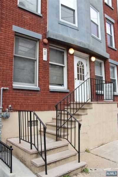 Hudson County Condo/Townhouse For Sale: 308 Monroe Street #1l