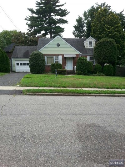 Bergen County Single Family Home For Sale: 20 Cleveland Street