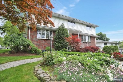 Englewood Cliffs Single Family Home For Sale: 41 Ash Street