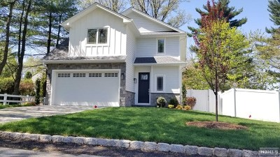 Tenafly Single Family Home For Sale: 11 North Browning Avenue