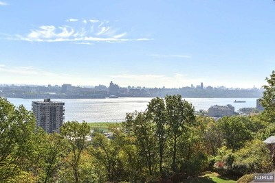 Fort Lee Condo/Townhouse For Sale: 1 Horizon Road #609.