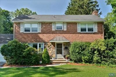Tenafly Single Family Home For Sale: 150 East Clinton Avenue
