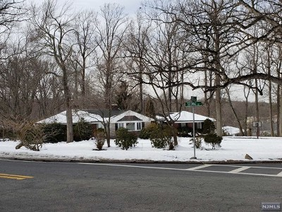 Wyckoff Single Family Home For Sale: 446 Sicomac Avenue