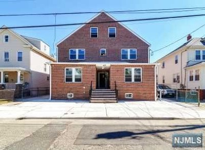 Hackensack Condo/Townhouse For Sale: 47 Campbell Avenue #2l