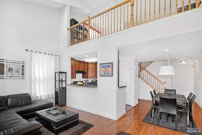 Hudson County Condo/Townhouse For Sale: 126 Abbie Court