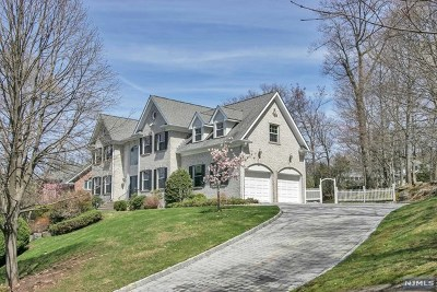 Tenafly Single Family Home For Sale: 30 Wood Road