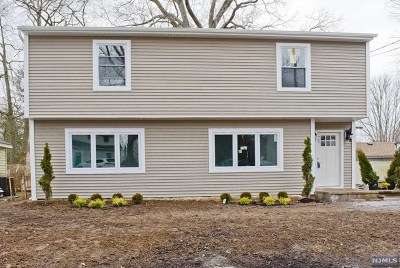 Pompton Lakes Single Family Home For Sale: 14 Harding Avenue