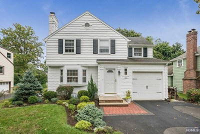 Wyckoff Single Family Home For Sale: 500 Lafayette Avenue