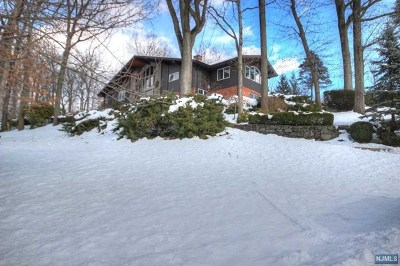 Cresskill Single Family Home For Sale: 125 Eisenhower Drive