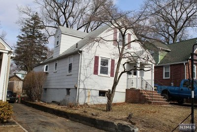 Dumont Single Family Home For Sale: 40 Seminole Avenue