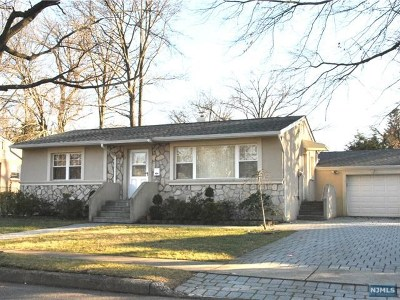 Cresskill Single Family Home For Sale: 66 Merritt Avenue