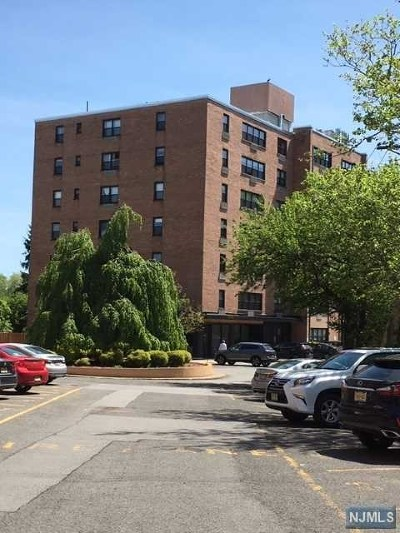 Fort Lee Condo/Townhouse For Sale: 2348 Linwood Avenue #6j