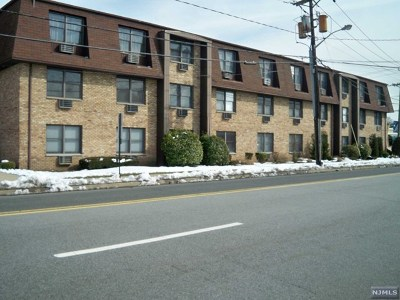 Saddle Brook Condo/Townhouse For Sale: 25 Market Street #2b