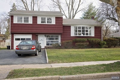Pompton Lakes Single Family Home For Sale: 42 West Lenox Avenue