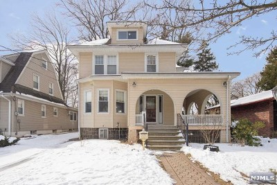 Englewood Single Family Home For Sale: 164 Lake Street