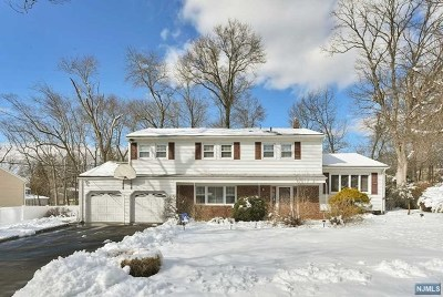 Passaic County Single Family Home For Sale: 36 Monterey Drive