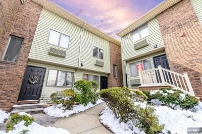 Hackensack Condo/Townhouse For Sale: 1-15 Coles Avenue #3b