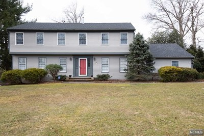 Wyckoff Single Family Home For Sale: 353 Orchard Road