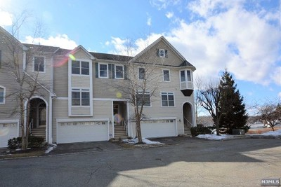 Morris County Condo/Townhouse For Sale: 30 Windjammer Lane