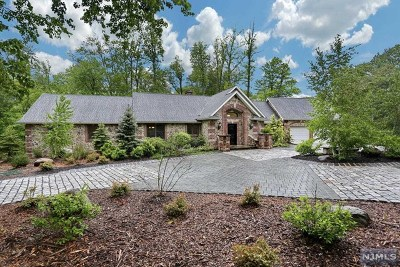 Montvale Single Family Home For Sale: 60 Spring Valley Road