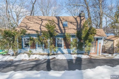 Ringwood Single Family Home For Sale: 161 Lakeview Avenue
