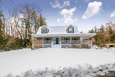 West Milford Single Family Home For Sale: 157 County Road