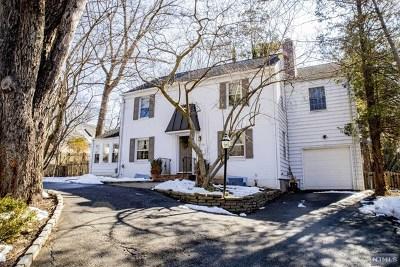 Tenafly Single Family Home For Sale: 118 Engle Street
