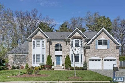 Paramus Single Family Home For Sale: 107 Van Buren Drive