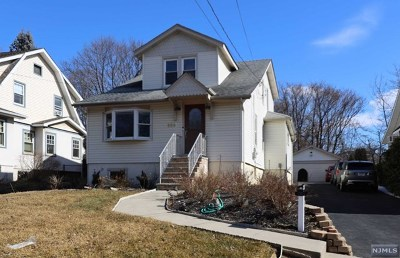Ridgewood Single Family Home For Sale: 283 Goffle Road