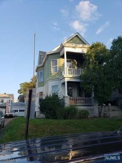 Paterson Multi Family 2-4 For Sale: 213-215 Madison Avenue