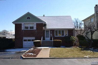Fort Lee Single Family Home For Sale: 2466 Leighton Street