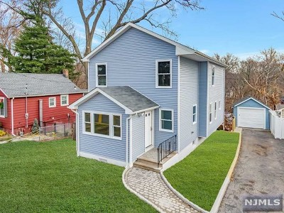 River Edge Single Family Home For Sale: 792 Park Avenue