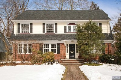 Essex County Single Family Home For Sale: 7 North Brookwood Drive