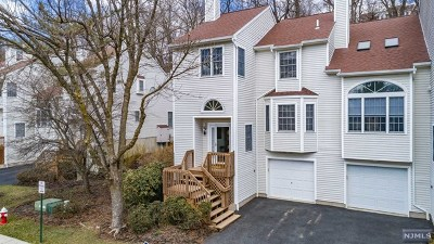 Morris County Condo/Townhouse For Sale: 34 Noelle Court