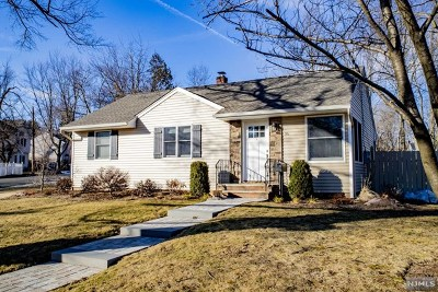 Dumont Single Family Home For Sale: 94 Andover Avenue