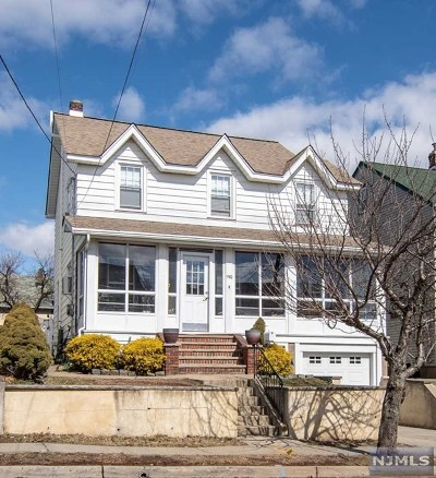 Clifton Single Family Home For Sale: 190 Merselis Avenue