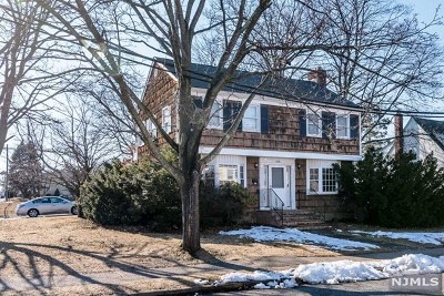 Fair Lawn Single Family Home For Sale: 2-06 31st Street