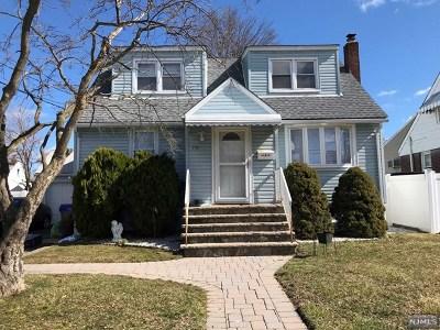 Paterson Single Family Home For Sale: 190-192 Lexington Avenue