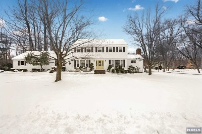 Wyckoff Single Family Home For Sale: 179 Fox Hollow Road