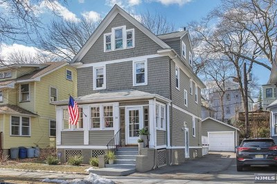 Essex County Single Family Home For Sale: 24 Edgewood Road
