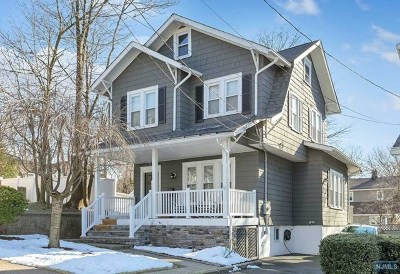 Rutherford Single Family Home For Sale: 3 Sunderland Avenue