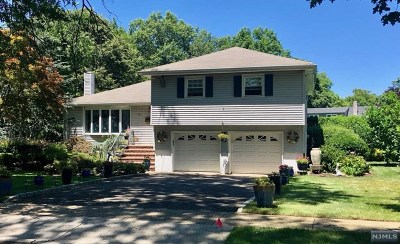 Oradell Single Family Home For Sale: 332 Beechwood Road