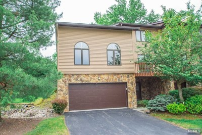 Woodland Park Condo/Townhouse For Sale: 55 Woodland Drive