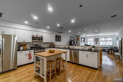 Hudson County Condo/Townhouse For Sale: 224 Hudson Street #1a