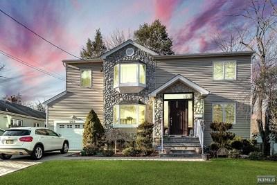 Closter Single Family Home For Sale: 203 Cedar Lane