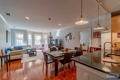 Hudson County Condo/Townhouse For Sale: 904 Jefferson Street #3j