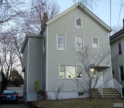 Passaic Single Family Home For Sale: 87 Lincoln Street