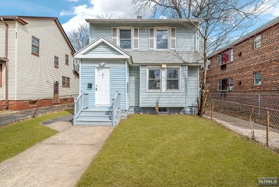 Essex County Single Family Home For Sale: 249-251 Weequahic Avenue