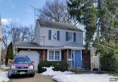Paramus Single Family Home For Sale: 404 Chestnut Street